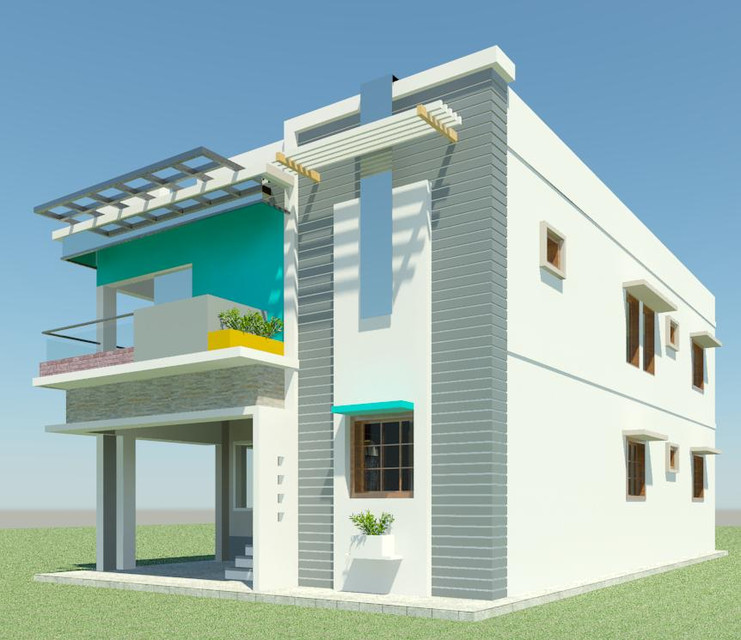 Revit Project In Near House