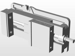 Kurt D688 CNC Vise