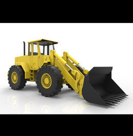 Wheel Loader VOLVO L70
