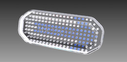 VELODROOM MATRIX LED