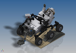 LEGO Ideas - Curiosity Rover (21104)