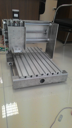 Another 3 Axis CNC Router