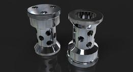 Composites Vacuum 3 Way Regulator Pusher & Plug