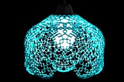 Icosahedron Lampshade V1