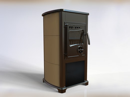 Wood stove BT 2015