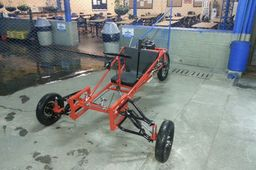 WARREN TRUSS MOTOR TRIKE