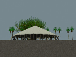 The Water Tent