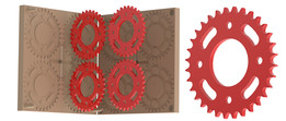Mold for RC Sprocket | TRINOTA
