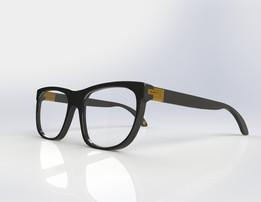 Optical frame - shape 2