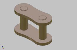 chain link 3/8x5/8
