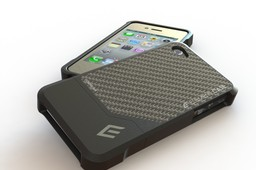 Formula 4 Carbon Fiber iPhone Case