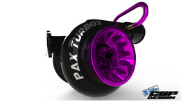 PINKI Turbocharger...designed by paX