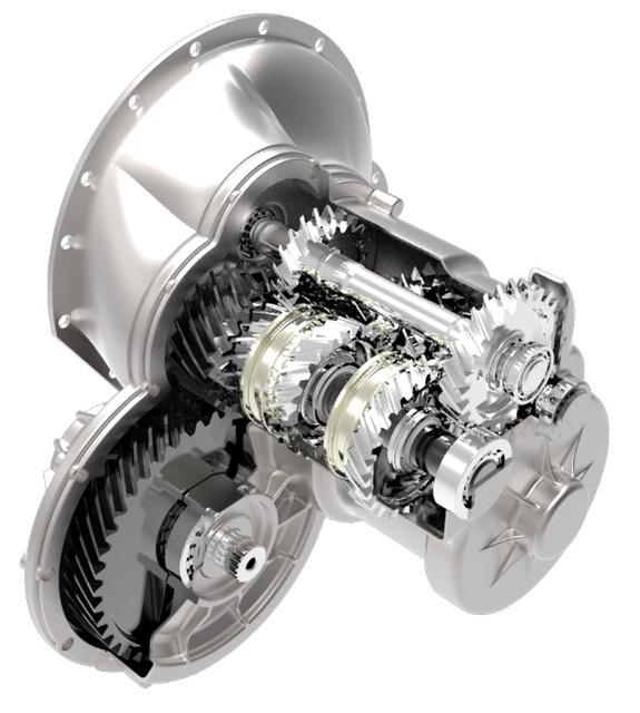 DSG Gearbox | 3D CAD Model Library | GrabCAD