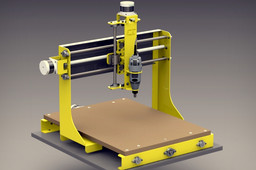CNC ROUTER MILLING MACHINE (CT-1)