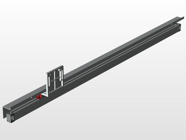 DRO - Digital Readout - Linear Scale - NTS-M | 3D CAD