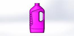 Multi-Purpose cleaner bottle