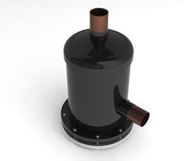 Danfoss - DCR Filtro Secador - Refrigeração