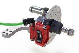 hydraulic brakes for RC cars