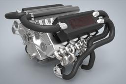 W16 Engine