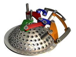 Spherical Mechanisms Puzzle