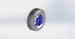 baja wheel