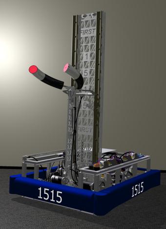 FRC- 2011 Robot by MorTorq (Rob 2.0)