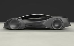 E-12 Concept Car
