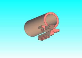 Airsoft cylinder - inner part