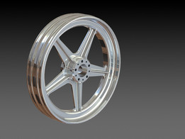 campagnolo front wheel