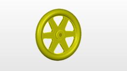tailstock hand wheel