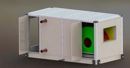 Air Handler ( 25000 CFM unit )