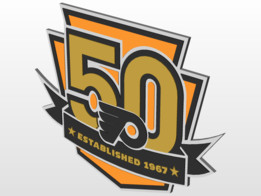 Philadelphia Flyers 50th Anniversary