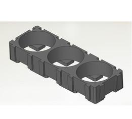 3P 18650 Battery bracket