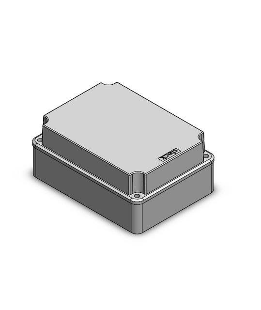 Control Panel 230VAC/3PH | 3D CAD Model Library | GrabCAD