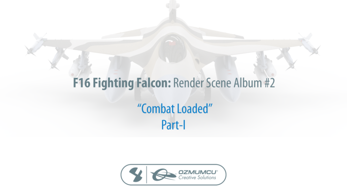 F16 Fighting Falcon_Combat Loaded