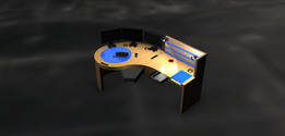 whistle desk design