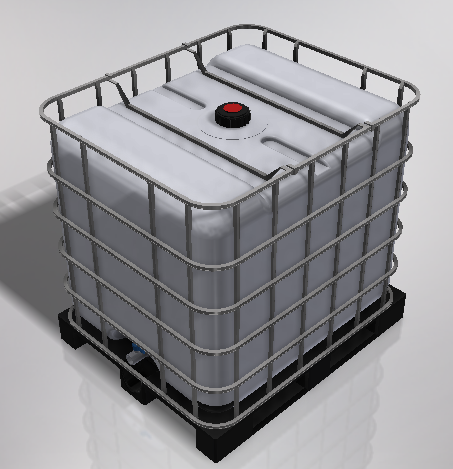 Ibc container l 1000 500l 800l