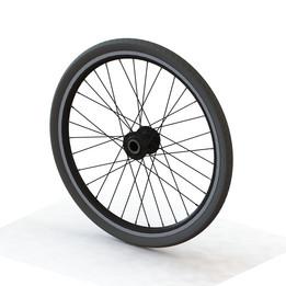 Wheel 20 coll for trike