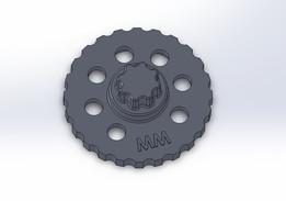 Shimano Hollowtech II tool TL-FC16