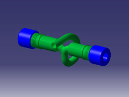 GMF - Oxygen Valve Splitter