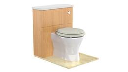 Toilet seat - W.C Pan  -Hinge