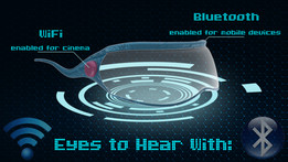 Eyes to Hear with