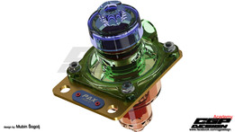 CGPdesign academy...Automatic release pressure valve- design by Mubin Sogolj