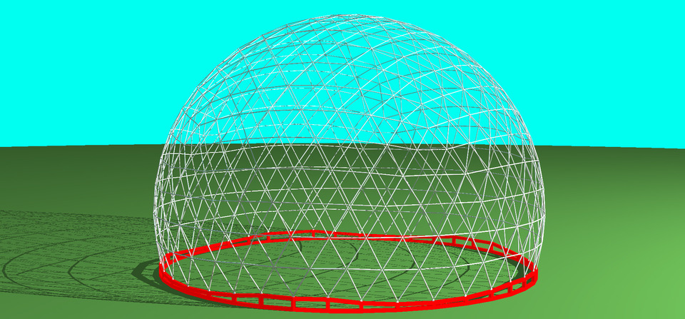 Dome | 3D CAD Model Library | GrabCAD