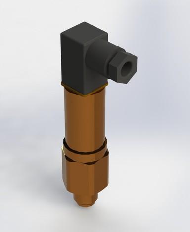 Pressure sensor WIKA OC-1