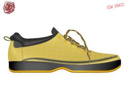 Footwear Design 3d
