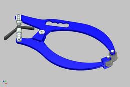 Mini Wheel (English Wheel Tools)