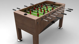 Football/soccer table - foosball