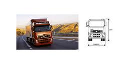 Volvo FH12 Trailer