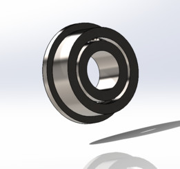 Stainless Steel F686ZZ Ball Bearing